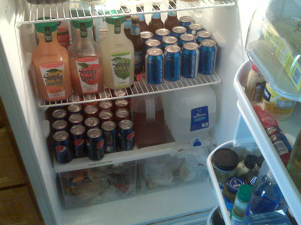 The World's Best Photos of budlight and fridge - Flickr Hive