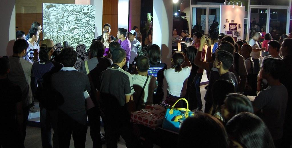 Yahoo! Project Purple - Manila