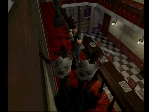 Resident Evil Director's Cut Screenshot 3