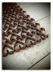 welcoming (irishtermom) Tags: hearts porch doormat welcomemat