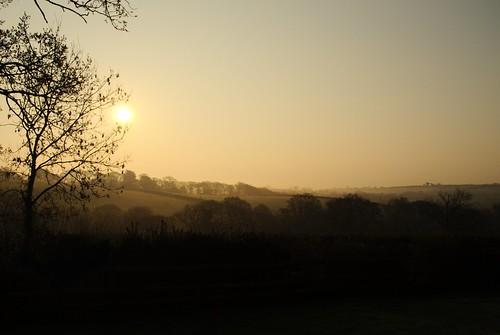 Early-morning Sun