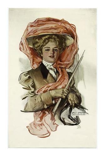 018- Sombrero de mujer 1901