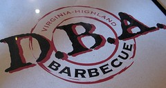 dba barbeque - the logo