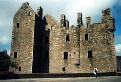 McLellans Castle Kirkcudbright