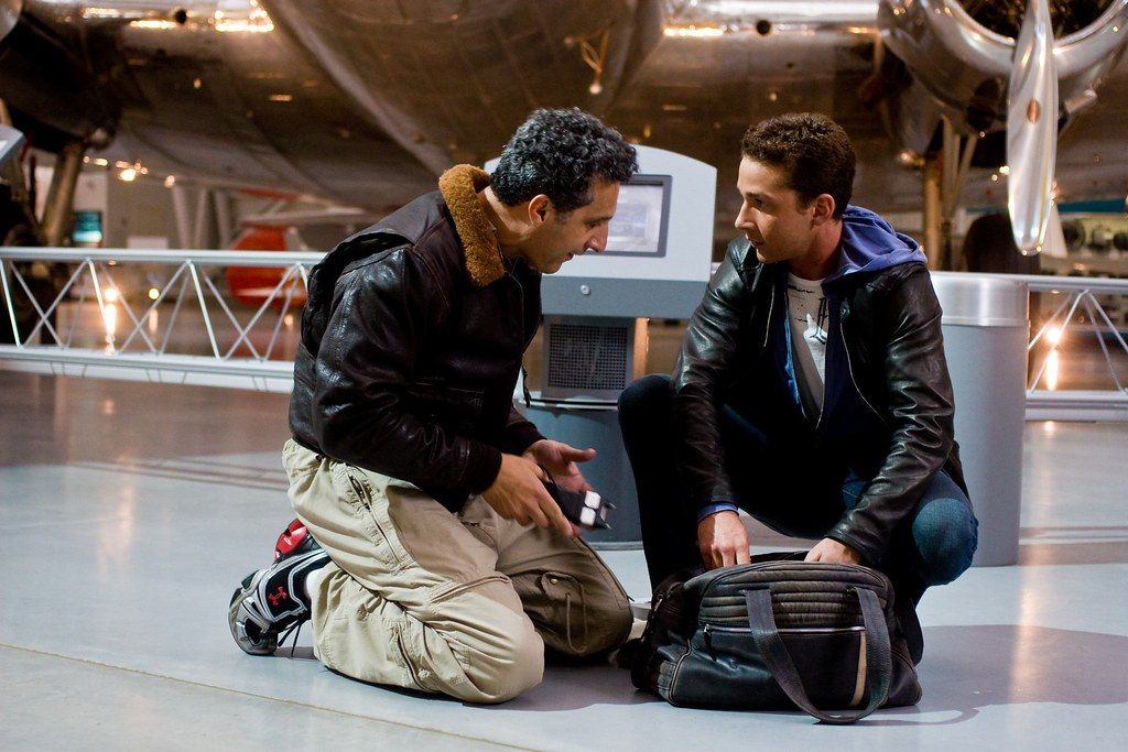 Transformers 2 Shia LaBeouf John Turturro