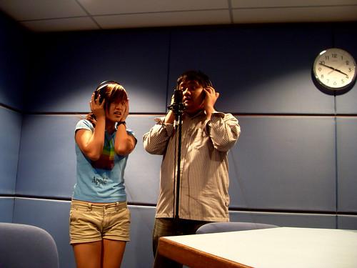 Recording Studio Foolery