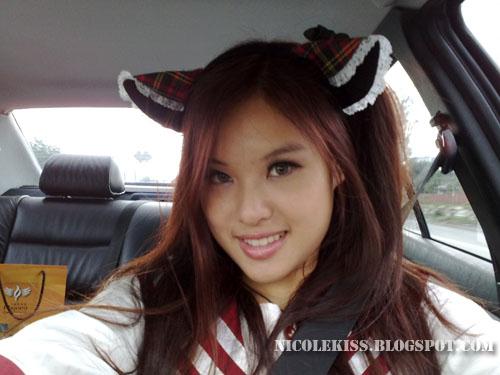 lolita cat girl me