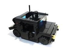 Army Jeep (P E U F) Tags: car truck army war lego jeep soldiers vehicules brickarms
