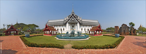 The Kam Yaad Palace Hall, Ang Thong
