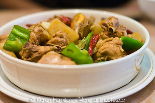 Peaceful Restaurant: Xin-Xiang noodles