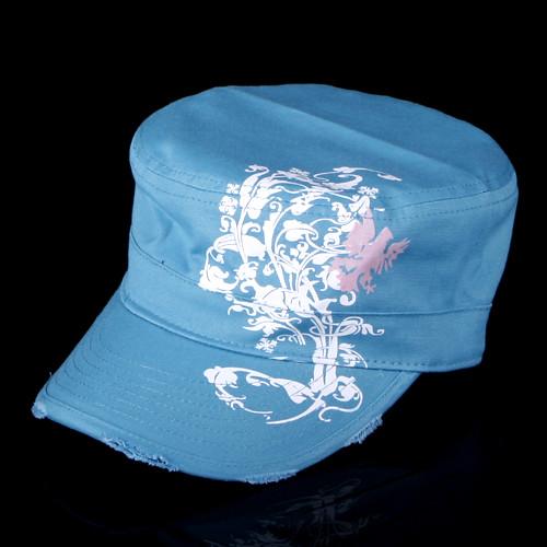 Designer Military Cap