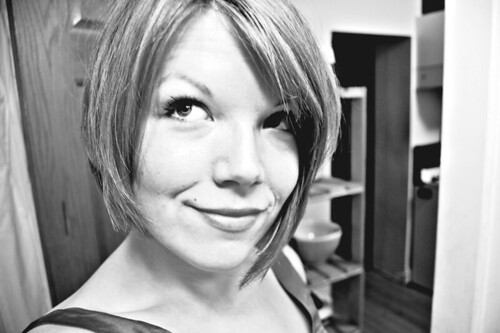 My new 'do. It's about time.