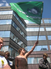 Grüne Jugend auch dabei