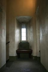 Treppenhaus des Aussichtsturms