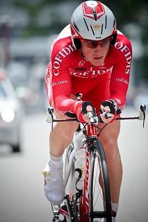 Tour de Suisse: Samuel Dumoulin