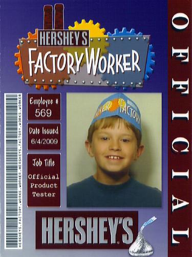 Mickey's Hershey ID v2