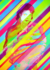 Michael Jackson by yoma82 (Marvel DPS) Tags: michael king pop jackson the deviantartcom of 19582009
