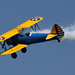 John Mohr and his Stearman