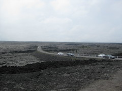 Chain of craters road, Volcanos National Park