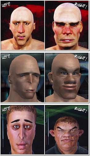 Ugly NPCs