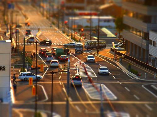 Nara 02 / Miniature mode