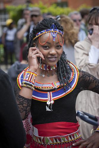 Africa Day 2010 - The Winner