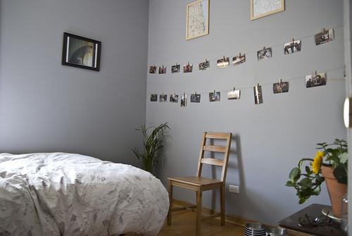 rearranged room