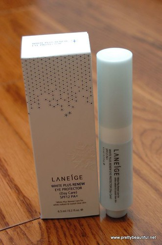 Laneige White Plus Renew Eye Protector (Day Care) SPF12+ PA