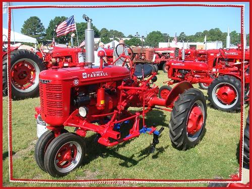 tractors !