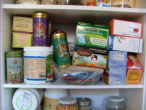Third Shelf of Pantry