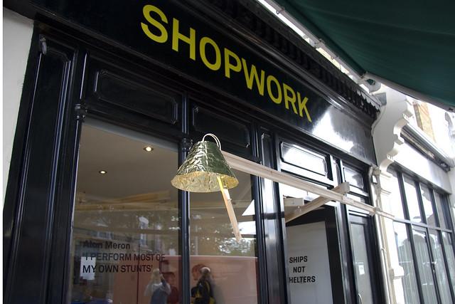 Alon Meron - Shopwork