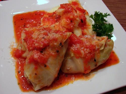 Dinner:  January 6, 2009