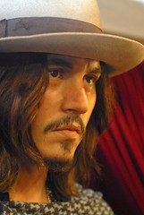 Johnny Depp (zat_asyraff) Tags: madame tussaud nikon hong kong explore johnny d200 depp explored