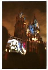 La luz de la Catedral 4 (R. Treviño) Tags: spain santiagodecompostela acorua