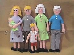 .:. Famlia Reunida .:. (Bonecos de Pano .Com) Tags: family famlia beb criana pai filho me pais av av avs bonecosdepano bonecosdefeltro familiadepano familiadefeltro bonecosdefamilia familiaembonecos