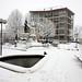 Nevicata a Vespolate