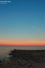 Wonderful Day (Nouf Alkhamees) Tags: sunset canon wonderful day alk nono   alkuwait      colourartaward flickrlovers