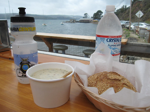 Lunch at Contrl Point #2