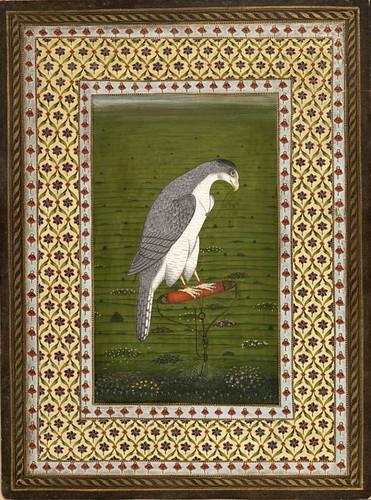 002- Pintura india siglos XVIII- XIX