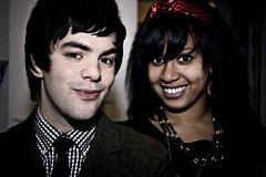andy & leuwam (*meghan) Tags: christmas party gfs