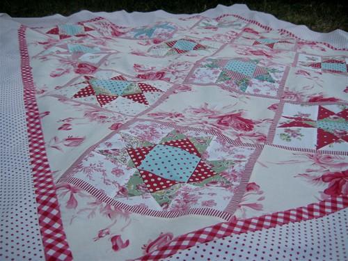 Chloe's quilt