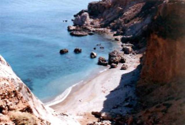 Κρήτη - Ηράκλειο - Δήμος Αστερουσιών Παραλία Αγίου Νικήτα