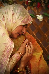 mother and daughter (ayesha | ayesha ahmad photography) Tags: wedding bride indian daughter mother pakistani mehndi