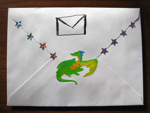 Envelope for Gmail stickers