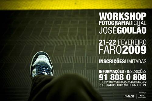 Workshop de Fotografia Digital
