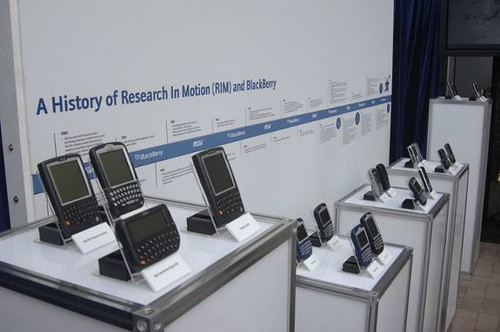 History of Research In Motion (RIM) and BlackBerry