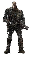 T-600 (Movie Mania) Tags: robots terminator conceptart t600 terminatorsalvation