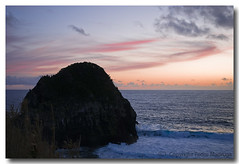 Castelete (PedroMadruga) Tags: sunset rock pico d200 azores aores pedromadruga southofpico suldopico castelete