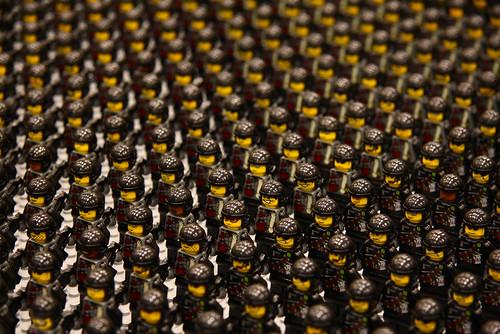 BrickArms Minifig army