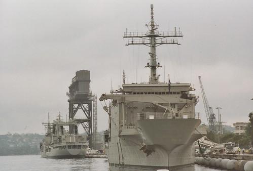 Fleet base, Sydney